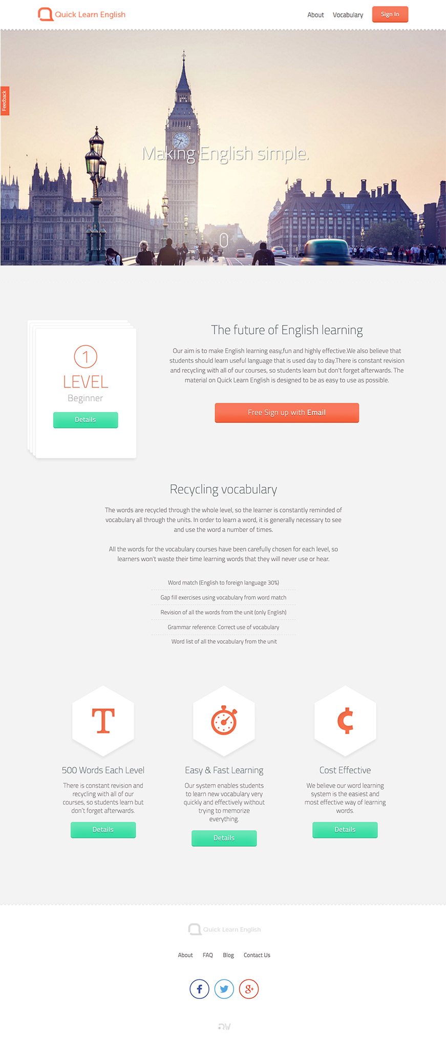 Quick Learn English